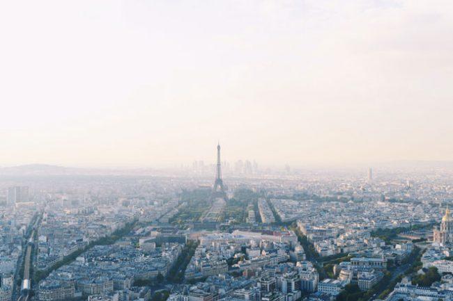 パリから遠出してナントに
