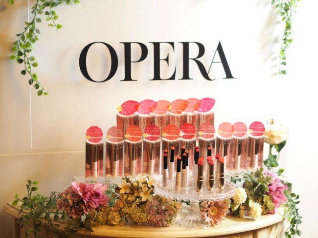 Opera×CheRish「毎日を彩るBag in Rouge」