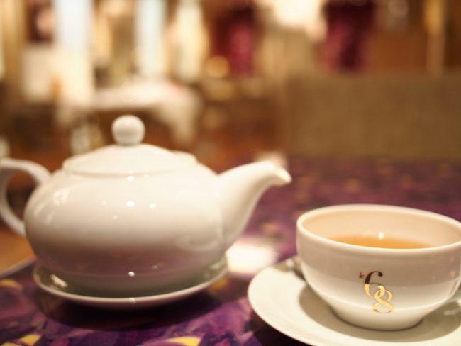 バニラとスパイスの甘い香りの紅茶…幸せのひととき
