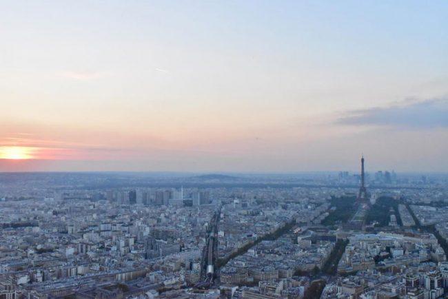 パリ一番の絶景
