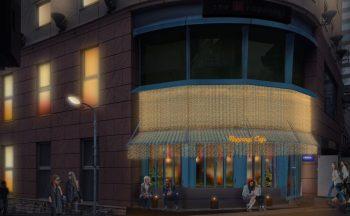 朝までくつろげる『六本木カフェ』が1/16にオープン