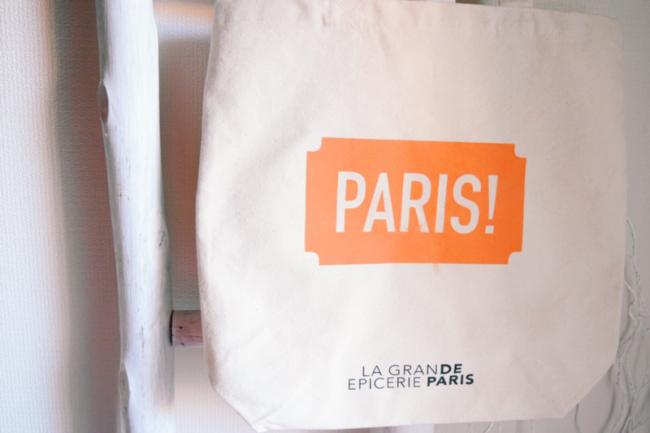 続・パリで買ったエコバッグたち