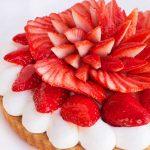茨城いちごグランプリ受賞いちご 茨城県 深作農園産いちごのケーキ