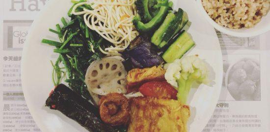 日常に根付くベジタリアン食 からだがよろこぶ台湾自然派食堂
