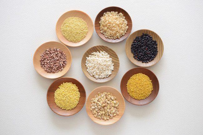 8種のヘルシー穀物を発酵