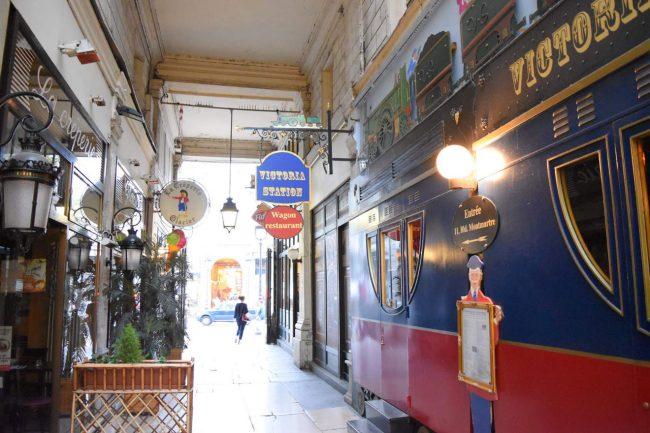Restaurant Victoria Station