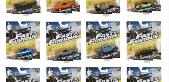 Fast & Furious TM & (c) Universal Studios.