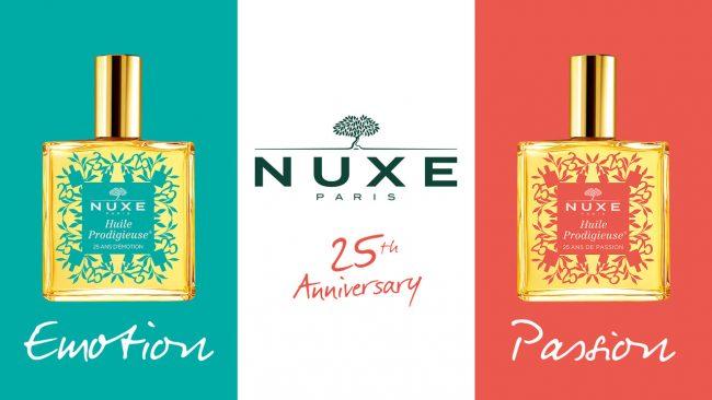 ニュクス、マルチ美容オイル「プロディジュー オイル」誕生25周年を祝う期間限定ポップアップショップを開催