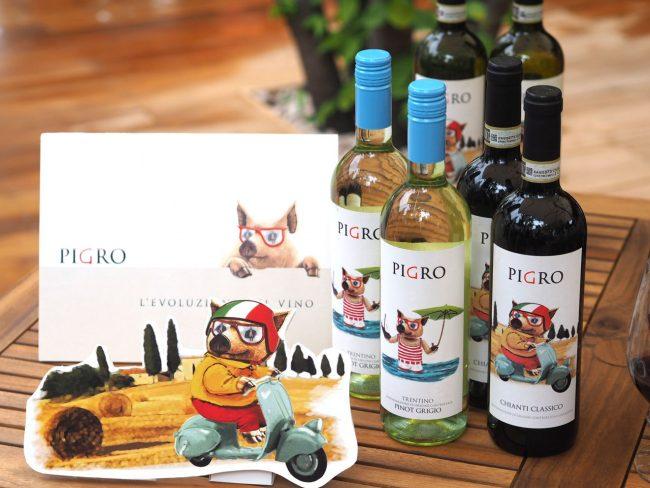 日本初上陸!BBQにあうワイン「PIGRO」
