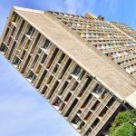 世界遺産 ル・コルビュジエの「La Maison Radieuse(ラ・メゾン・ラデューズ)」