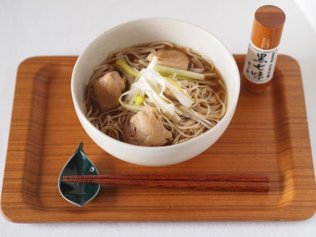【レシピ】温活女子にピッタリ!鶏南蛮蕎麦で2013年をさようなら!
