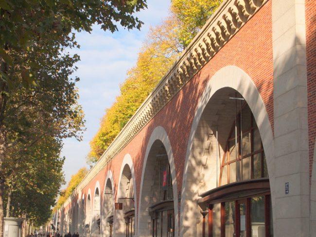 パリの「空中庭園」プロムナード・プランテ