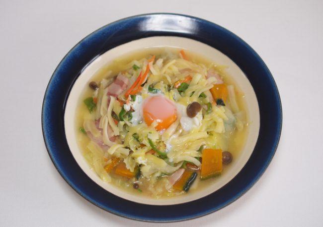 【レシピ】溢れるほどのビタミンC!?何でも野菜のスープ