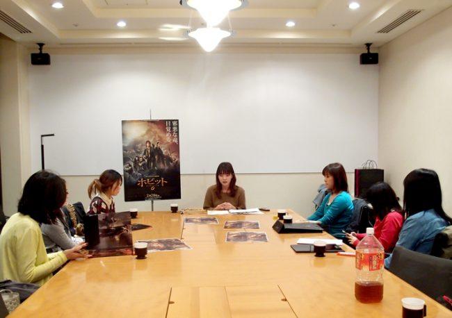 We love Hobbit!! ホビット女子がCheRish座談会で愛を熱弁!!