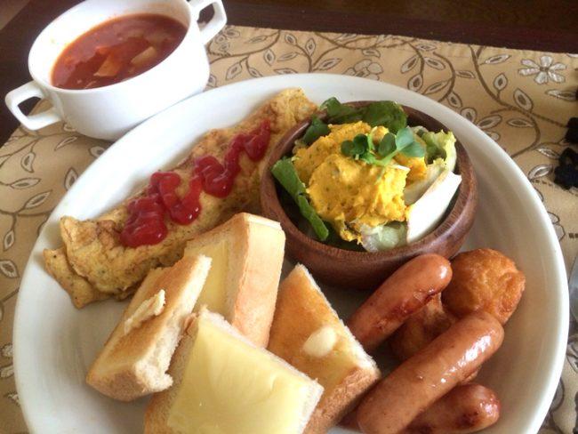 【朝ごはん】サロントレーナーnaomiさんの朝ごはん