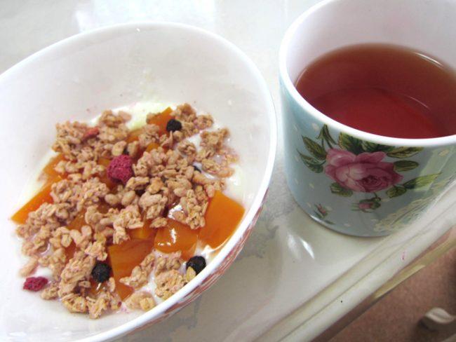 【朝ごはん】エステサロンオーナー 白井弥衣さんの朝ごはん