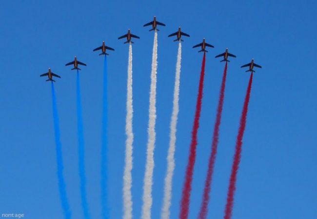 7月14日はフランス革命記念日!