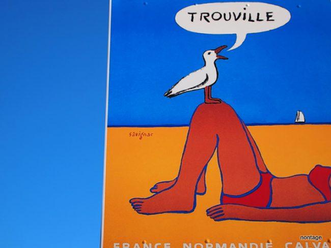 パリから行ける日帰り観光〜トゥルヴィル〜