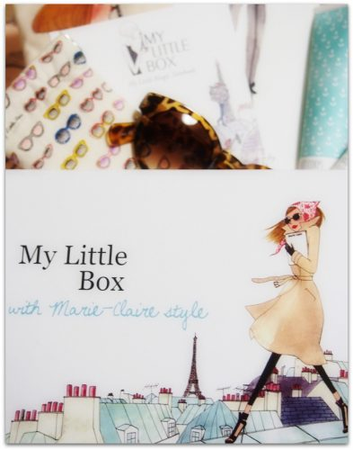 marie claire style Box 2014
