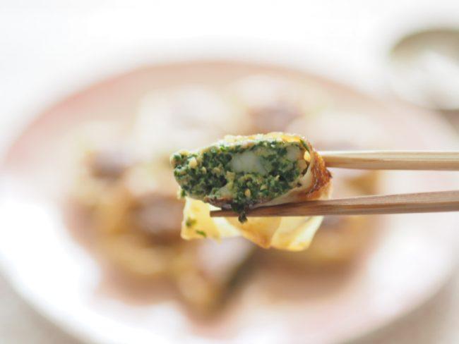 【レシピ】気楽に作れる海老入りニラ饅頭で冷え性改善&風邪予防!