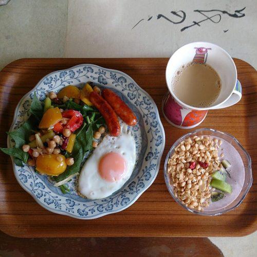 【朝ごはん】アロマテラピーインストラクター 佐々木 多恵子さんの朝ごはん