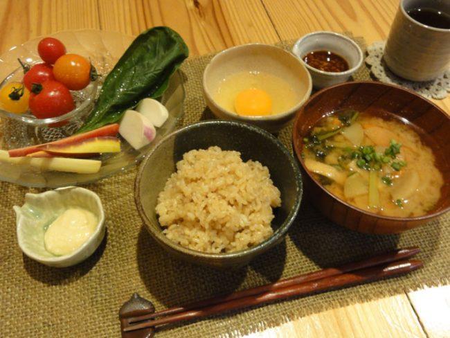 【朝ごはん】中目黒「農家のおすそわけ はな豆」店主 三原葉子さんの朝ごはん