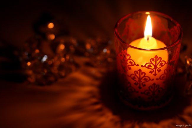 この冬ロマンチックに過ごしたい時のアイテムに・・・