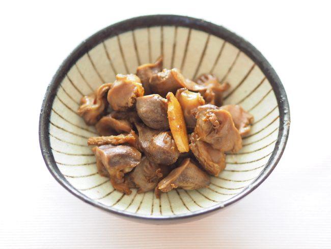 【レシピ】ダイエットの強力な味方 砂肝の南蛮漬け