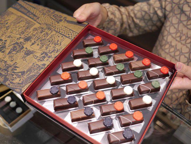 今年のバレンタインは粋な国産チョコで