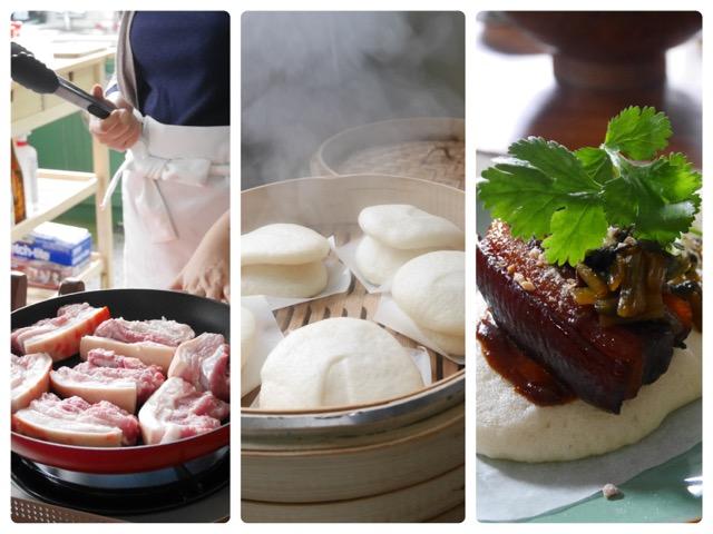 素敵な台湾風インテリアの中で学ぶ台湾家庭料理(前編)