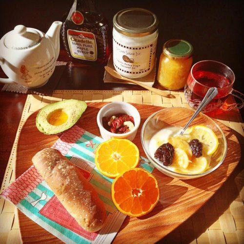 【朝ごはん】アクセサリー関係勤務YuMiさんの朝ごはん