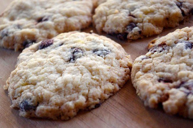 ココナツオイルでクッキーを焼く