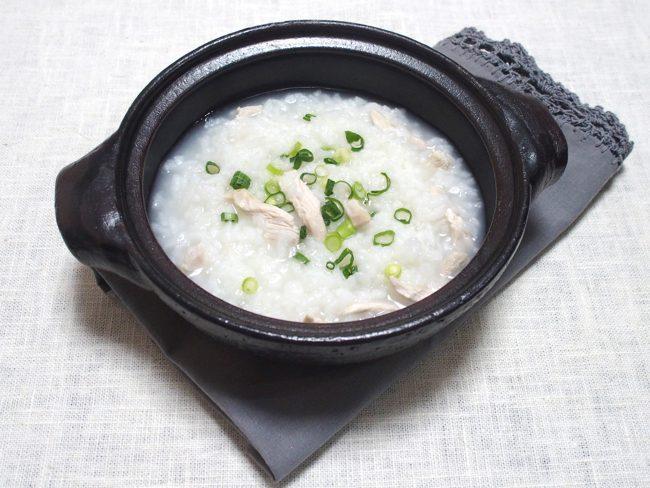 【レシピ】体に優しくダイエットにもぴったり!鶏粥