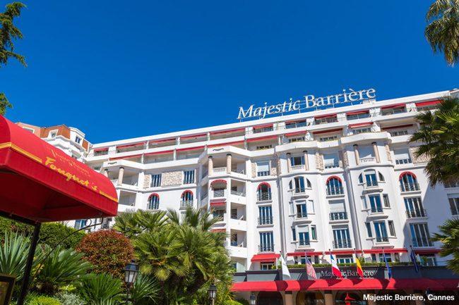 フランス滞在は「ルシアン・バリエール」グループのホテルでリュクスな体験を!