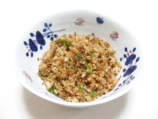 【レシピ】納豆チャーハンを美味しく食べて女性ホルモンUP!