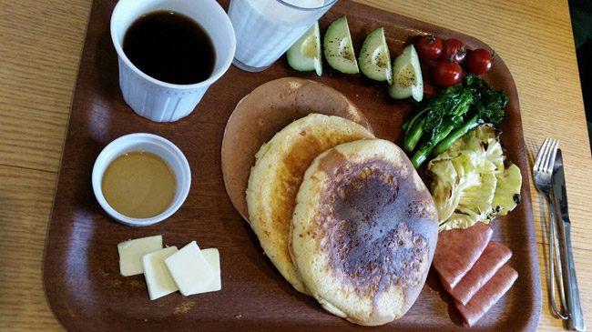 【朝ごはん】不動産業 ながうしあさんの朝ごはん
