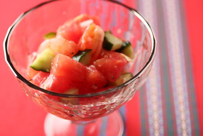 【レシピ】トマトのカクテルで美味しく美肌をGET!