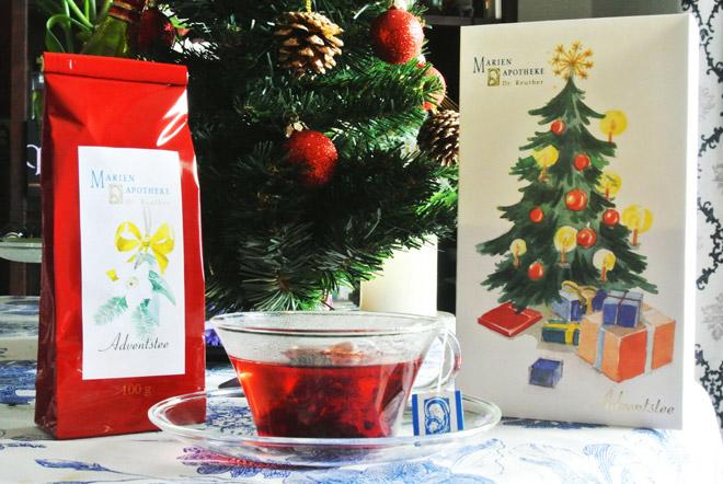 マリエンハーブティー クリスマススペシャルブレンド