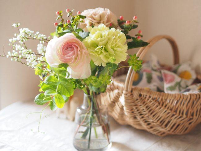 【編集長日記】ちょっとお花を飾りましょ!