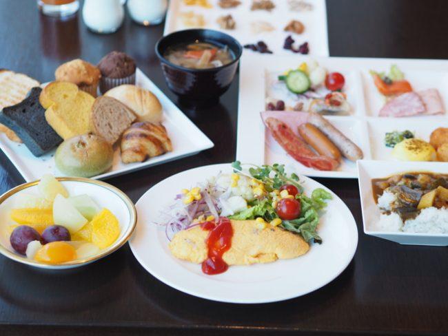 【朝ごはん】シェフのこだわりと世界標準! ホテル インターコンチネンタル 東京ベイの朝食ブッフェ
