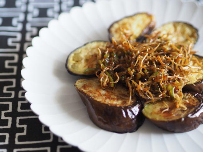 【レシピ】茄子の油焼きでジメジメ季節を吹き飛ばせ!