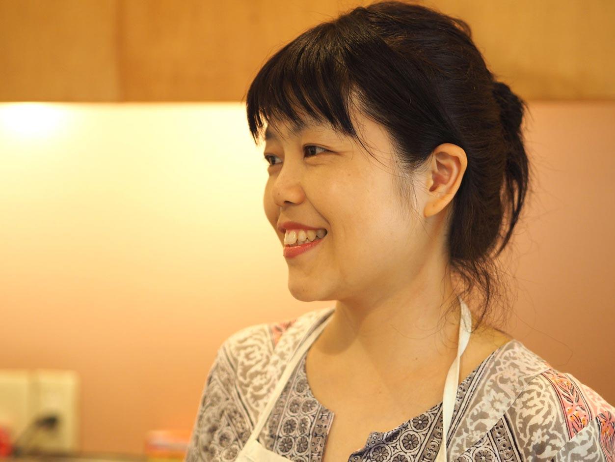 """mimi Lotusオーナー吉池浩美さんに聞く""""紅茶のこと、アイスティーのこと"""""""