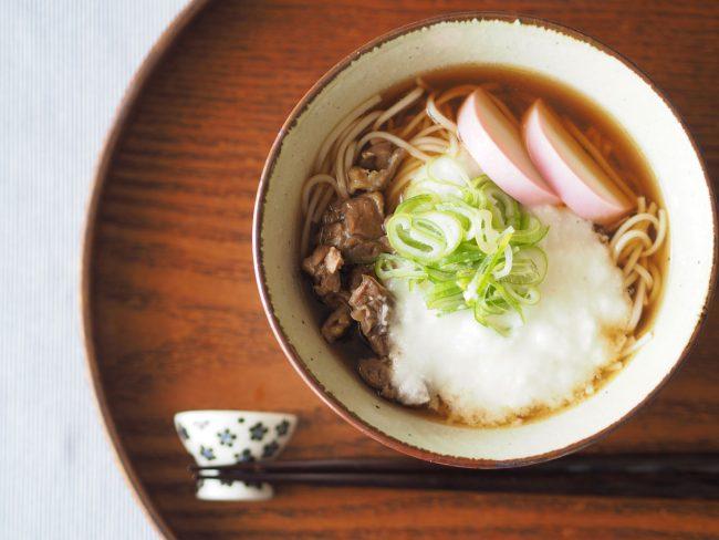 【レシピ】とろろ蕎麦で2017年を元気に迎えましょう!