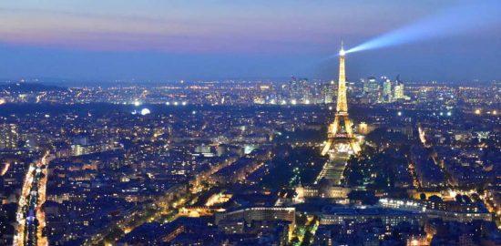 200mの高さから見下ろすパリ!モンパルナスタワーの展望テラス