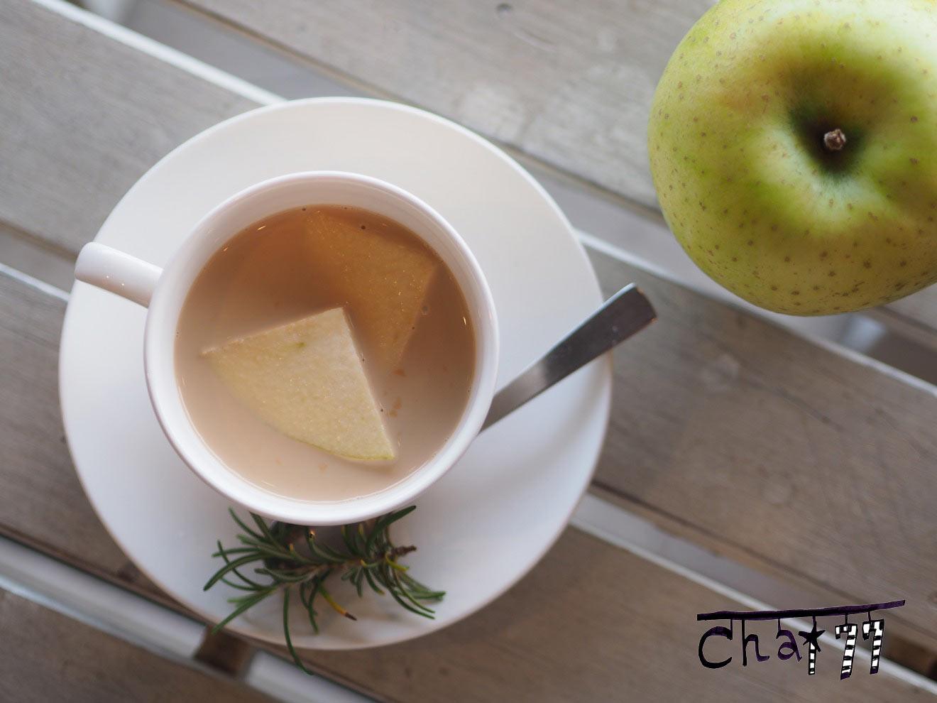 アップル&ローズマリーチャイ