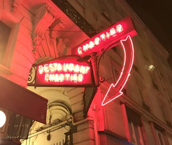 パリのおすすめレストラン「ブイヨン シャルティエ」