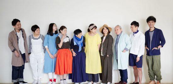 POOL「いろいろの服」2017春夏コレクション発売