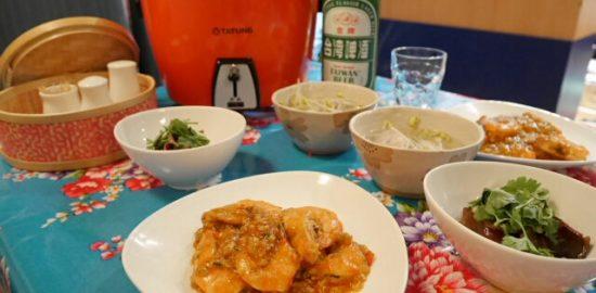 リラックスしたい大人女子旅におすすめ!台湾料理レッスン&ご褒美SPA
