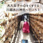 大人女子の心をくすぐる川越氷川神社へ行こう!