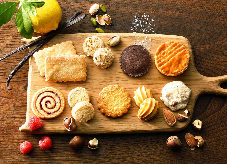 ブルターニュ クッキーアソルティ缶
